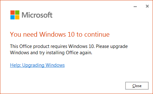 error-you-need-windows-10-to-continue